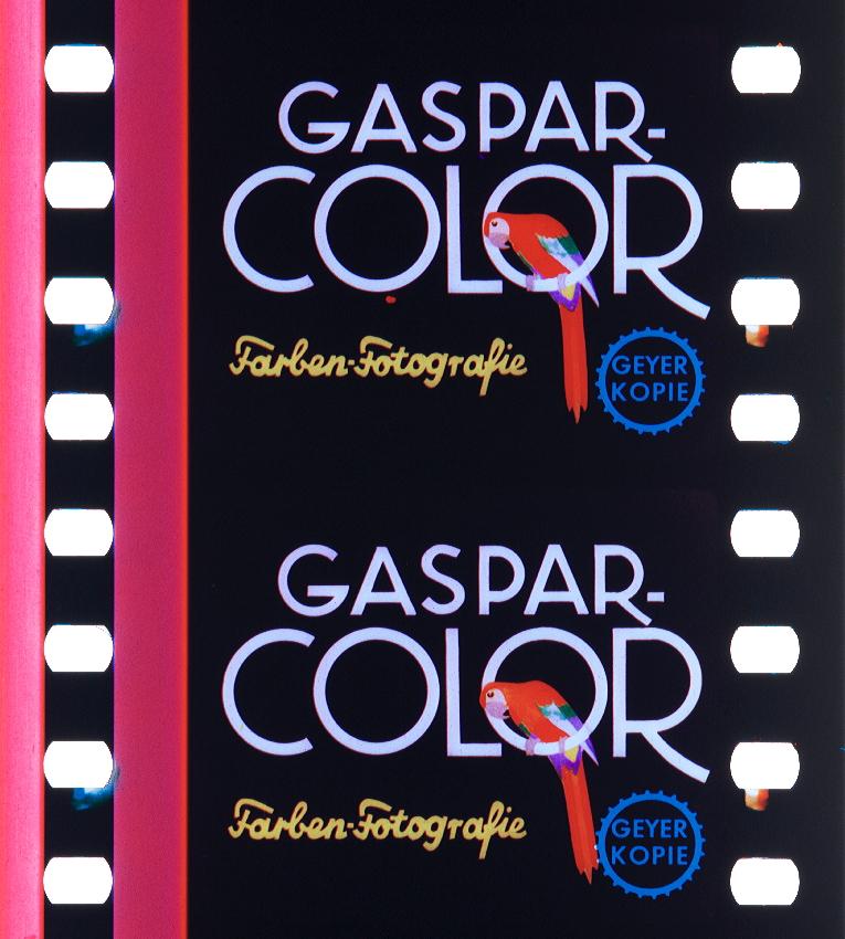 Perlen (1940) | Timeline of Historical Film Colors