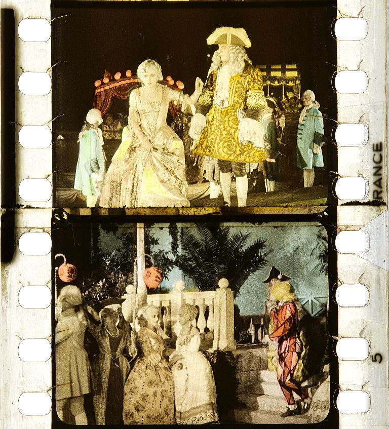 Casanova Fra 1927 Timeline Of Historical Film Colors