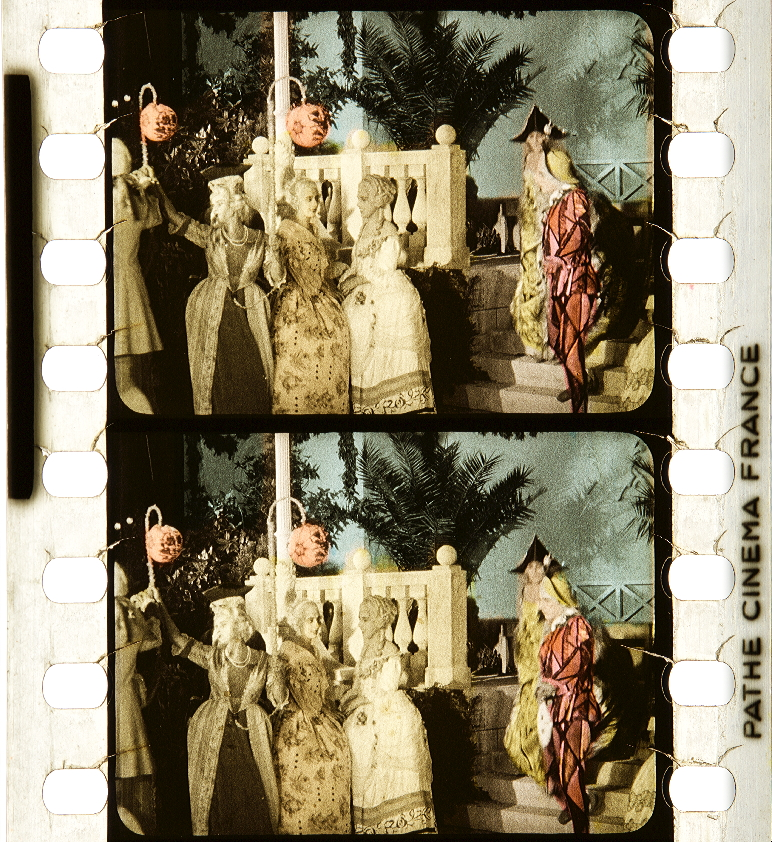 8c07508cfe5e2a Casanova (FRA 1927)   Timeline of Historical Film Colors