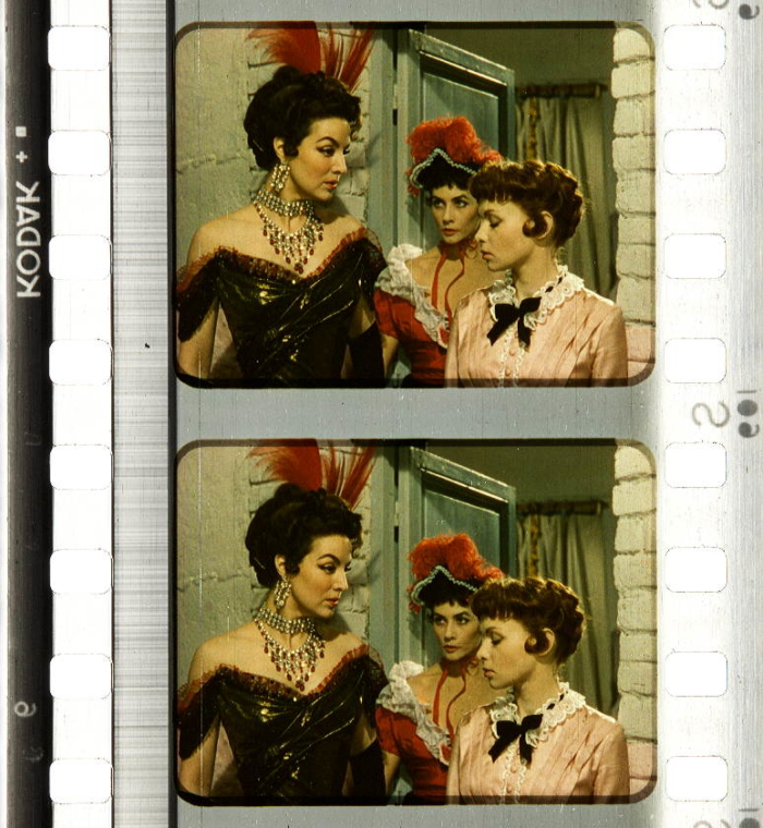 71dddf23ec54 French Cancan (1954) | Timeline of Historical Film Colors