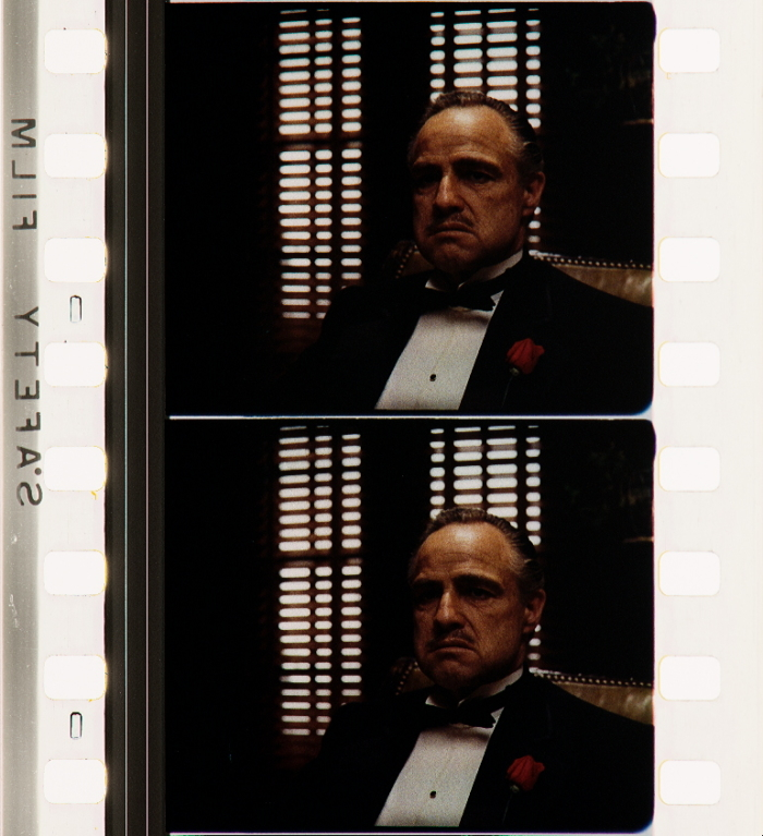 6ed87744 The Godfather (1972) | Timeline of Historical Film Colors