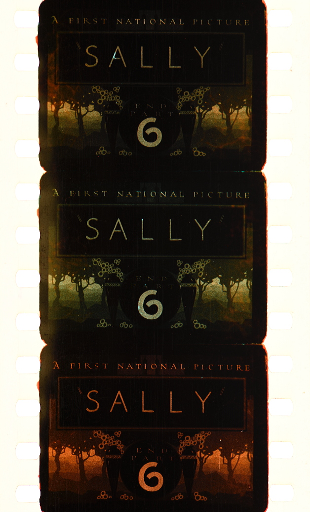 Sally (1929) | Timeline of Historical Film Colors