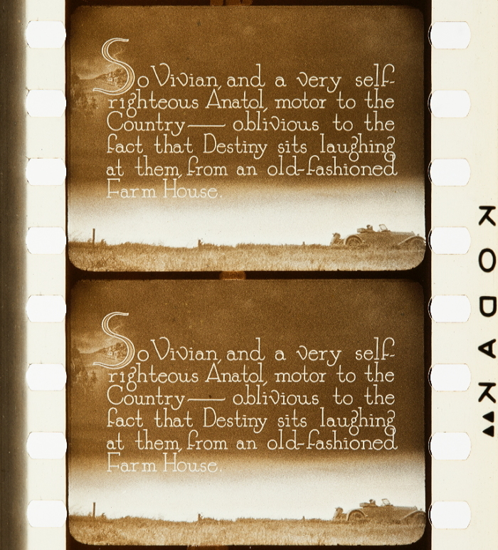1b3b88454 The Affairs of Anatol (1921) | Timeline of Historical Film Colors
