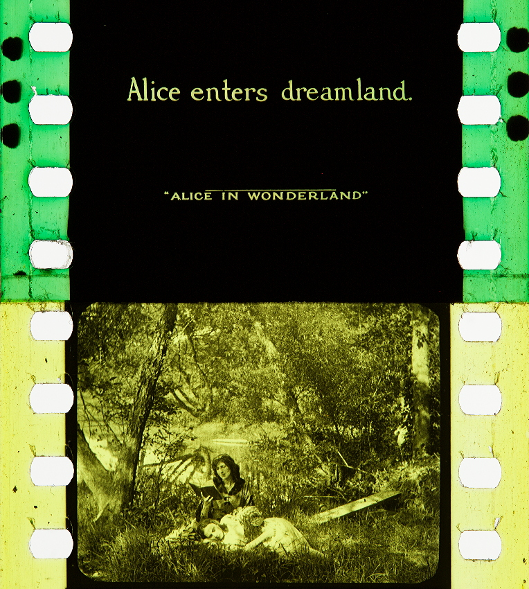 Alice in Wonderland (1915) | Timeline of Historical Film Colors