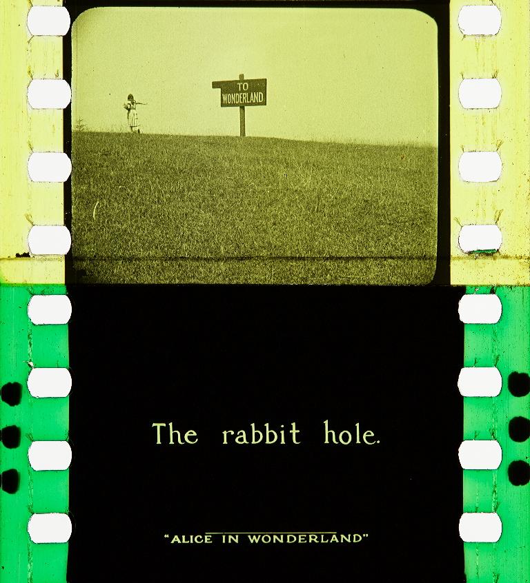 2dd9051e91 Alice in Wonderland (1915)