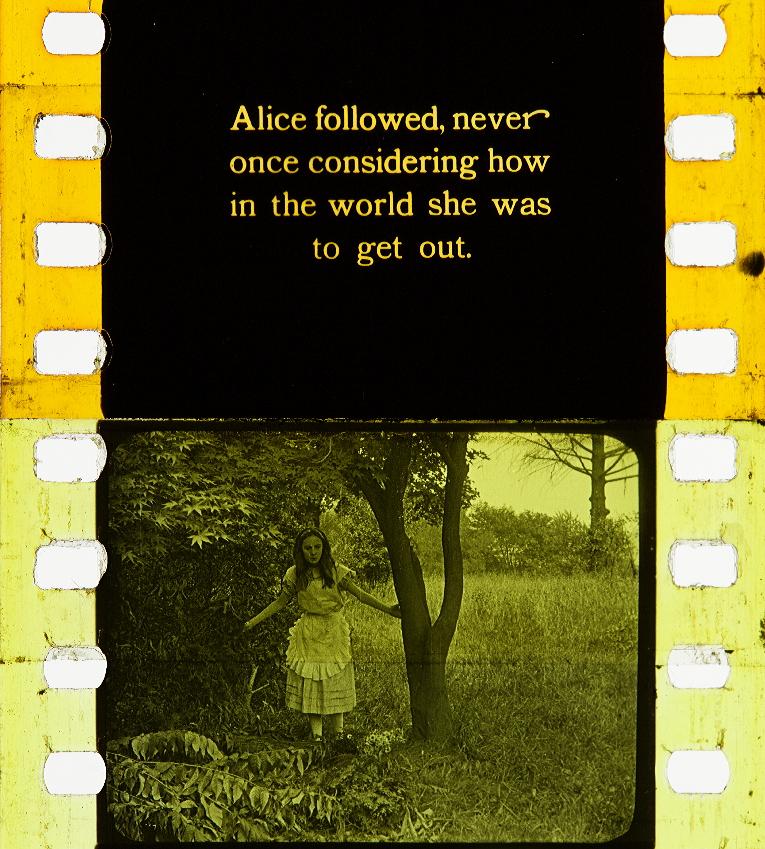 Alice in Wonderland (1915) | Timeline of Historical Film Colors