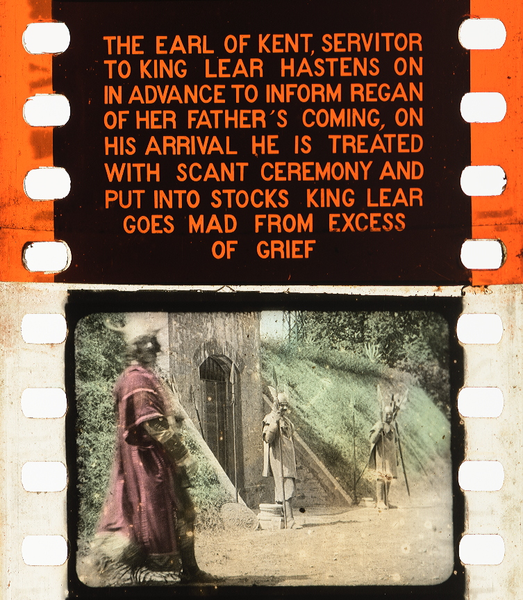 Re Lear (1910) | Timeline of Historical Film Colors