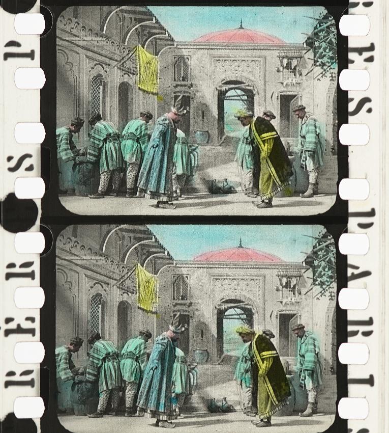Ali Baba et les quarante voleurs (1905)   Timeline of