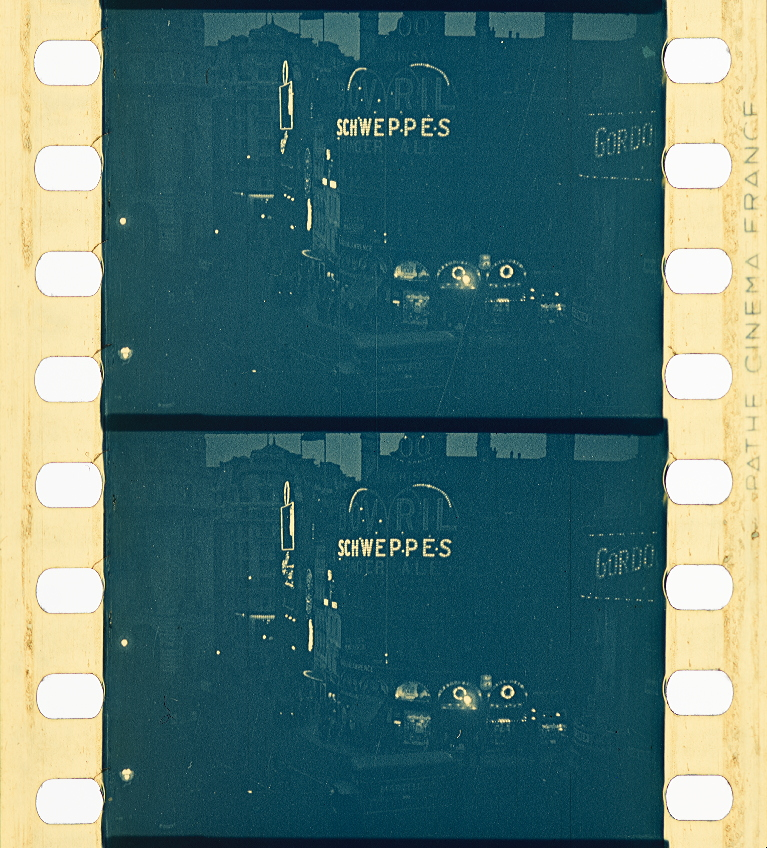 Downhill (1927)   Timeline of Historical Film Colors