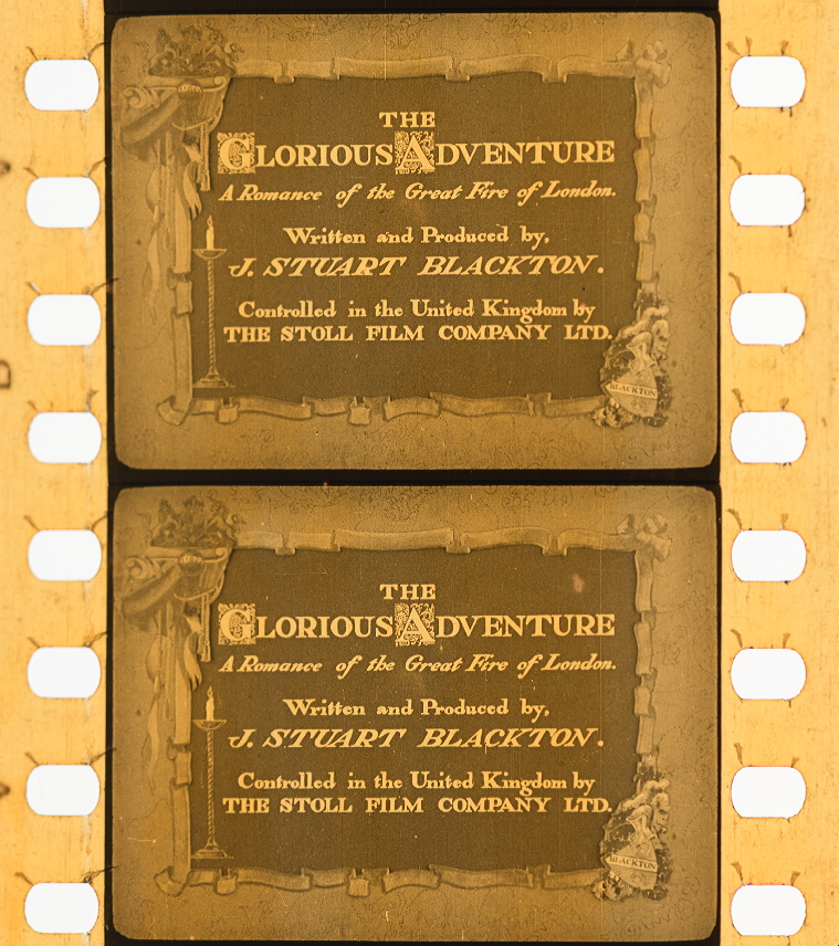 The Glorious Adventure (1922) | Timeline of Historical Film