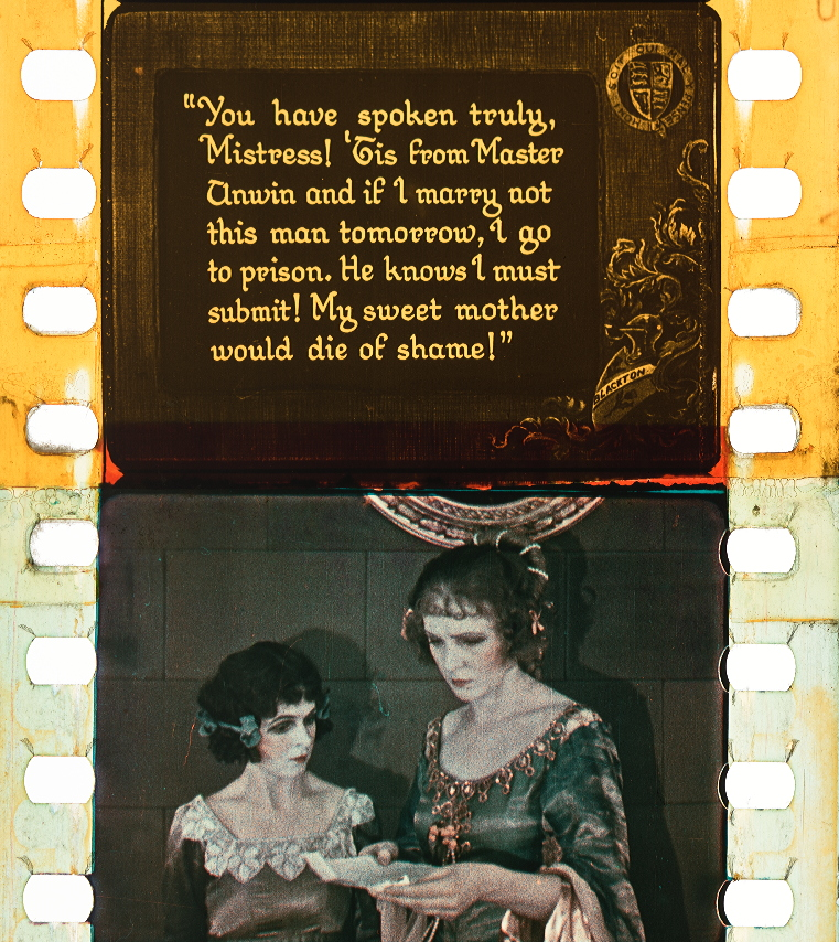 93a0ae2ab4c6 The Glorious Adventure (1922)