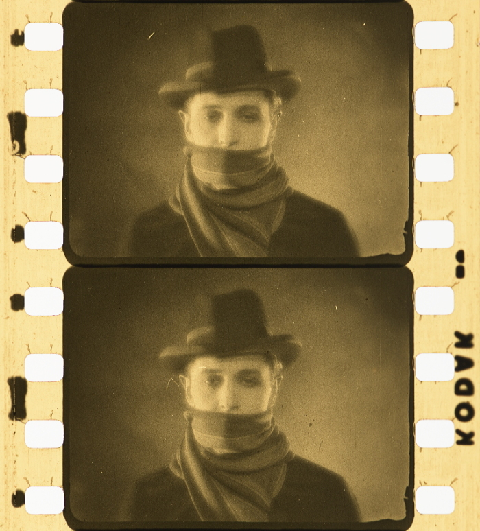 The Lodger. A Story Of The London Fog (1926) | Timeline Of Historical Film  Colors