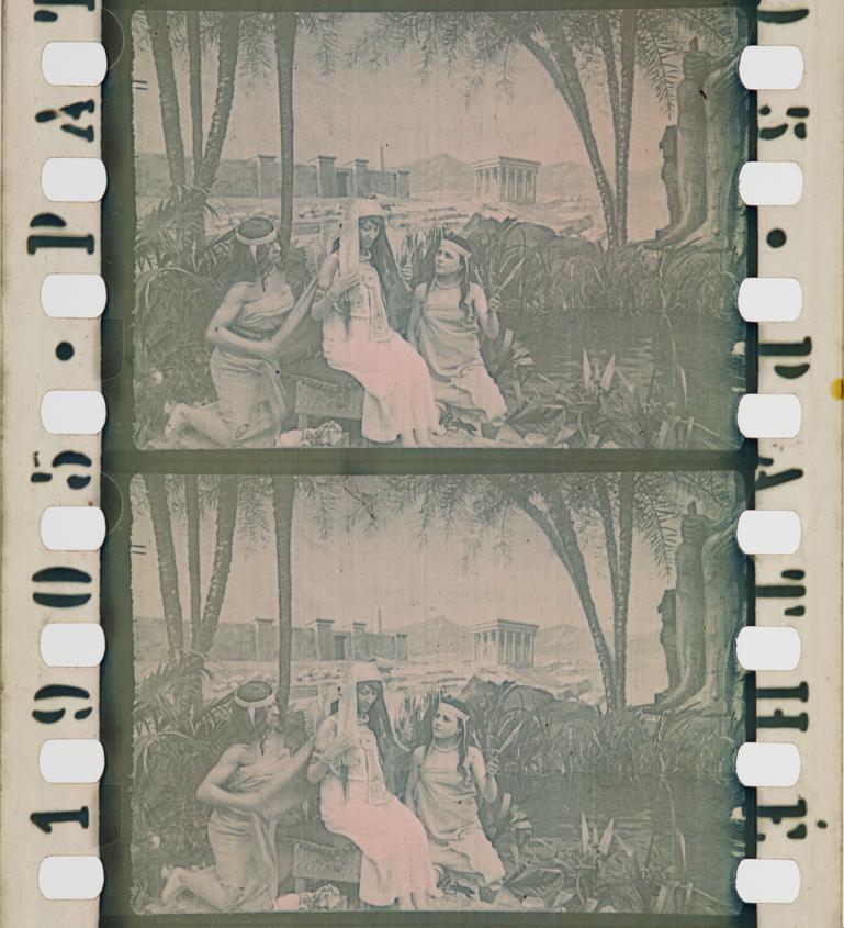 La vie de moise (1905) | Timeline of Historical Film Colors