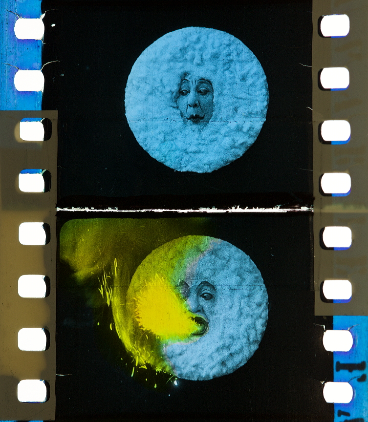 Excursion Dans La Lune 1908 Timeline Of Historical Film