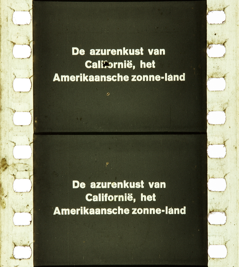 Kleuren-Cinematographie (1925) | Timeline of Historical Film