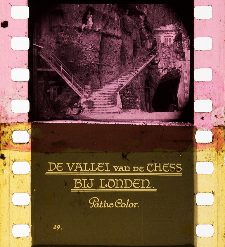 Kleuren-Cinematographie (1925) | Timeline of Historical Film