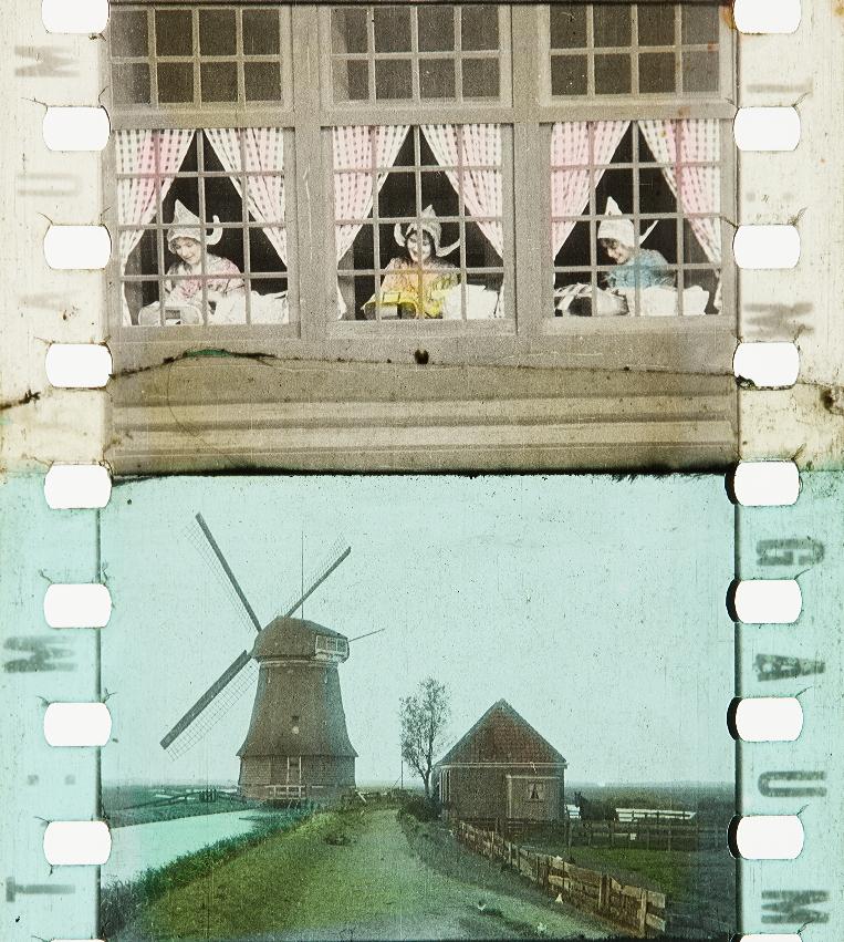 La Dentellière (1913) | Timeline of Historical Film Colors