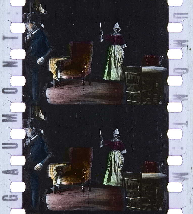miraculous entrance decoration.htm la dentelli  re  1913  timeline of historical film colors  timeline of historical film colors
