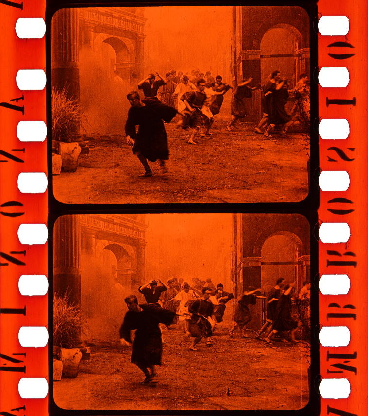 Nerone 1909 Timeline Of Historical Film Colors