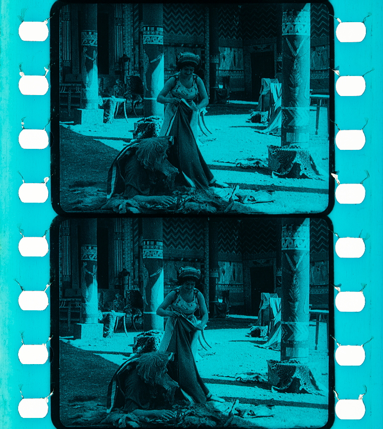 Lodissea 1911 Timeline Of Historical Film Colors