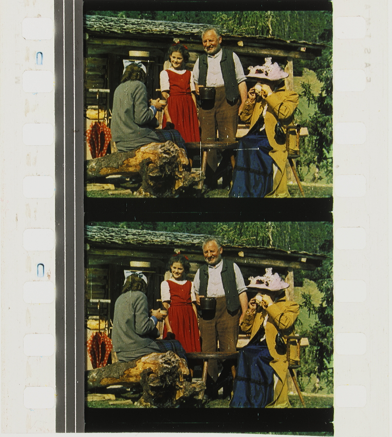 Technicolor No V Samples Gert Koshofer Collection Timeline Of