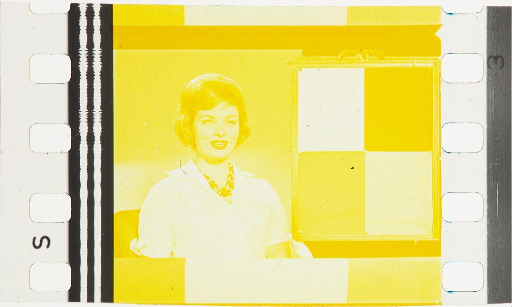 Technicolor No V Samples Gert Koshofer Collection